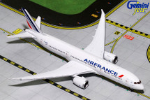 Air France B787-9 F-HRBB Gemini Diecast Display Model