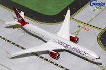 Virgin Atlantic A350-1000 G-VXWB Gemini Diecast Display Model