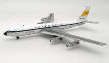 Lufthansa Boeing 707-430 D-ABOF Polished With Stand