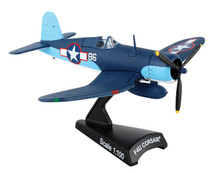 "F4U Corsair Gregory ""Pappy"" Boyington #86 VMF-214 ""Black Sheep"""