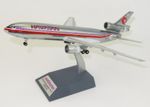 Hawaiian Air DC-10-10 N160AA Polished With Stand - Limited to 84 Models