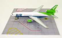 JMC Air DC-10-30 G-LYON With Stand - Limited to 72 Models