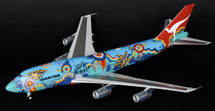 Qantas B747-338 Nalanji VH-EBU