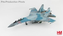 Su-35S Flanker-E Russian Air Force, Red 04, Akhtubinsk, Russia