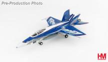 CF-18 Hornet Diecast Model RCAF Demonstration Team, NORAD 60th Anniversary 2018