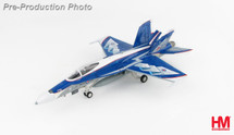 CF-18 Hornet Diecast Model RCAF Demonstration Team, NORAD 60th Anniversary 2018