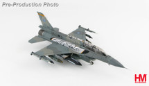 F-16D Fighting Falcon HAF 335th FS, #023, Poznan-Krzesiny AB, Poland
