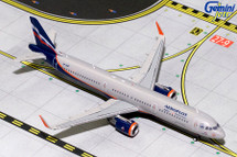 Aeroflot A321-200, VP-BAF Gemini Diecast Display Model