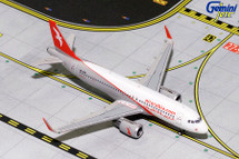 Air Arabia A320-200, A6-A0A Gemini Diecast Display Model