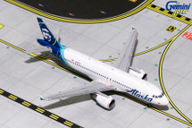Air Alaska A320-200, N625VA Gemini Diecast Display Model