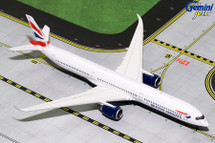 British Airways A350-1000, G-XWBA Gemini Diecast Display Model