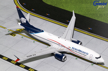 Aeromexico 737 MAX 8, XA-MAG Gemini Diecast Display Model