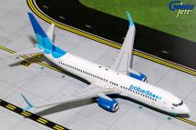 Pobeda 737-800, VP-BPJ Gemini Diecast Display Model
