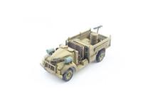 Chevrolet WB 30 cwt T9, Long Range Desert Group (LRDG), British Army, North Africa, 1942 (Sand, resin)