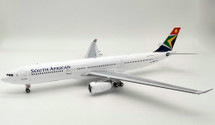 South African Airways Airbus A330-300 ZS-SXI With Stand