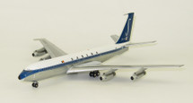 Sabena Boeing 707-300 OO-SJA Polished With Stand