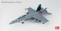 F/A-18C Hornet Swiss Air Force 17 Staffel, #J-5017, Emmen AB
