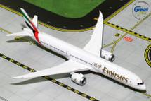 Emirates B787-10 Dreamliner Airlines Gemini Diecast Display Model