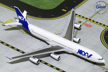 Joon A340-300 F-GLZP Gemini Diecast Display Model