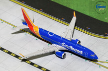 Southwest Airlines B737 MAX 8, N8706W Gemini Diecast Display Model