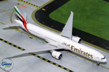 Emirates Airlines B777-300ER, A6-ENU Gemini Diecast Display Model
