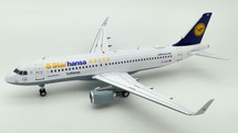 Lufthansa Airbus A320-200 D-AIUI With Stand