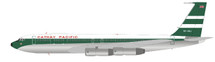 Misc. Boeing 707-300 VR-HHJ With Stand