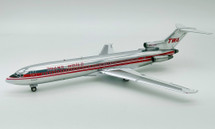 TWA Boeing 727-200 N64339 With Stand