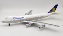 Continental Airlines Boeing 747-200 N33021 With Stand