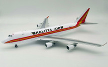 Kalitta Air Boeing 747-400 N705CK With Stand