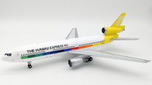 The Hawaii Express McDonnell Douglas DC-10-10 N904WA With Stand