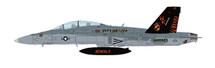 F/A-18D Hornet USMC VMFA(AW)-224 Bengals, WK01, MCAS Iwakuni
