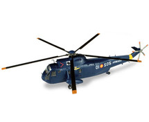 SH-3D Sea King Spanish Navy Combat Helicopter by Altaya