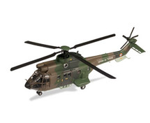 AS332 Super Puma French Army Combat Helicopter by Altaya