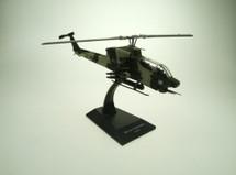 "AH-1T Sea Cobra HMM-261 ""Raging Bulls,"" U.S. Marines Combat Helicopter by Altaya"