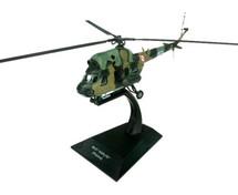 Mil Mi-2 Hoplite Polish Army Combat Helicopter by Altaya