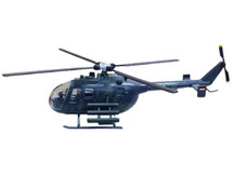 Bo 105P German Army Combat Helicopter by Altaya
