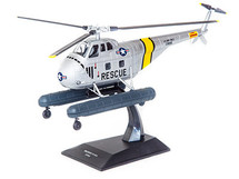 H-19A Chicksaw U.S. Air Force Combat Helicopter by Altaya