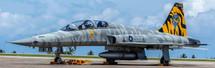 F-5E Tiger II 830121, 7th FTW, ROCAF, 2018