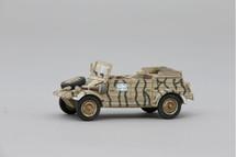 German Kubelwagen Desert Camouflage Scheme