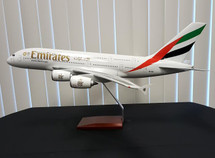 Emirates A380-800 (New Expo 2020) A6-EUC (Resin) Gemini Diecast Display Model