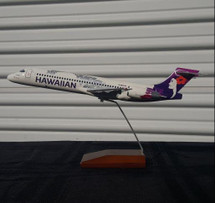 Hawaiian B717 New Livery N488HA (Resin) Gemini Diecast Display Model