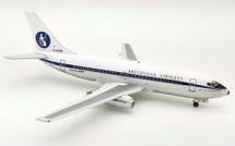 Britannia Airways Boeing 737-200 G-AXNB With Stand