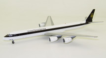 UPS Douglas DC-8-73 N814UP With Stand