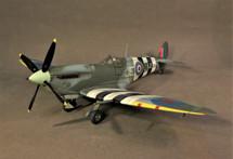 Supermarine Spitfire MK.IXc MK329 w/ Commander J. E. Johnson, No.144 Wing June 1949