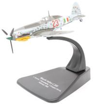 """C.205 Veltro 19-Victory Ace Luigi Gorrini, 1 Squadriglia """"Asso di Bastoni,"""" 1 Gruppo Caccia, Aeronautica Nazionale Repubblicana, 1944"""