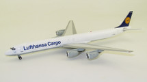 Lufthansa Cargo Douglas DC-8-73(F) D-ADUE With Stand