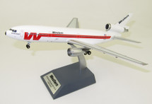 Western Airlines N906WA McDonnell Douglas DC-10-10 with stand