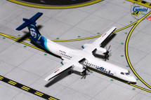 Alaska Airlines Q400, N438QX Gemini Diecast Display Model