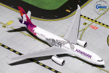 Hawaiian Airlines A330-200, N380HA Gemini Diecast Display Model